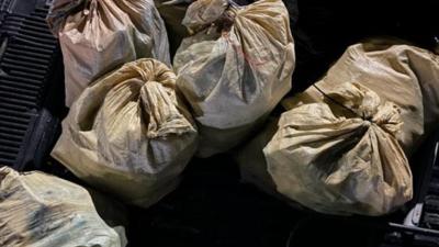 """La Patrulla Fronteriza: """"Estamos viendo un aumento en los intentos de contrabando"""""""
