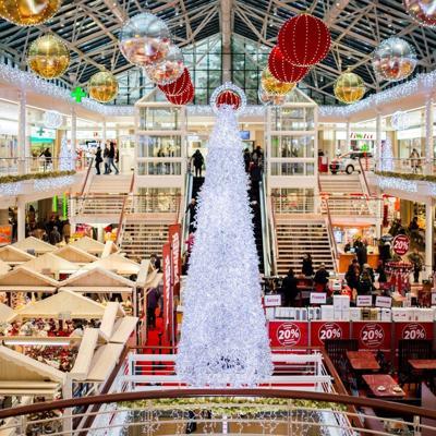 Listos los consumidores para las ventas navideñas