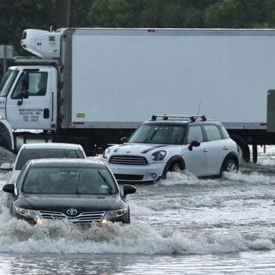 Bajo advertencia de inundaciones siete municipios de la Isla
