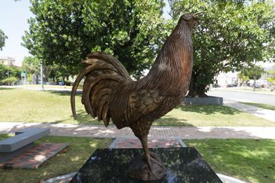 Monumento al gallo
