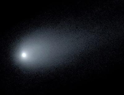 Se acerca a la Tierra un cometa interestelar