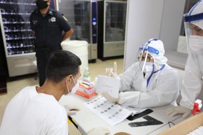 Funcionarios electorales no pudieron entregar prueba molecular en cárceles