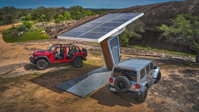 Jeep apuesta a los  vehículos ecoamigables