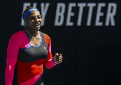 Serena Williams avanza a los cuartos de final en Australia