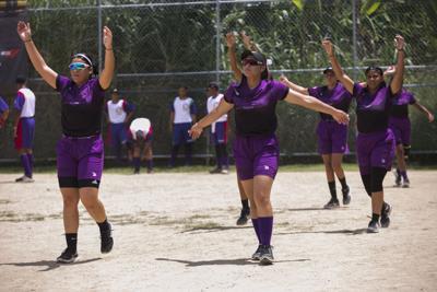 Sóftbol femenino