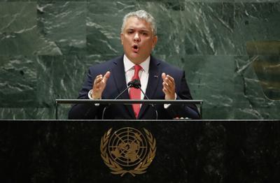 Líderes latinoamericanos condenan en la ONU la distribución de las vacunas contra el covid