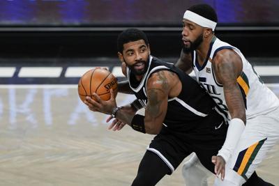 Nets no saben cuándo volverá Kyrie Irving