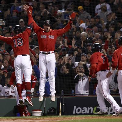 Los Medias Rojas toman ventaja en la Serie de Campeonato de la Liga Americana contra los Astros