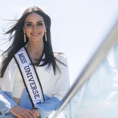 Osmel Sousa elogia a Estefanía Soto de cara al Miss Universe