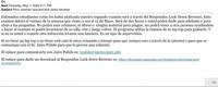Denuncia Estudiantes INTER