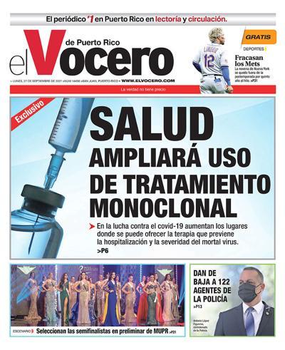 Audionoticias- 27 de septiembre de 2021