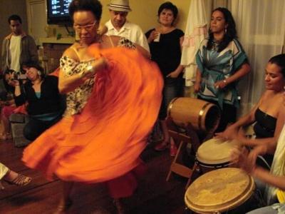 La danza libre de Awilda Sterling