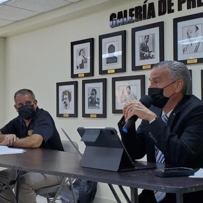 Utier pide en el foro federal anular el contrato con LUMA