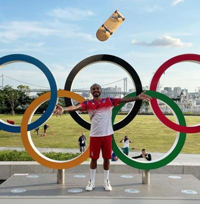 Le llega el momento a Manny Santiago en los Juegos Olímpicos