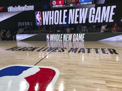 Ensayo general en la burbuja de la NBA