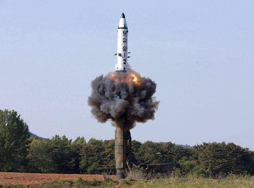 China llama a la moderación a EU sobre la crisis norcoreana