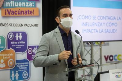 Salubristas alertan sobre la importancia de vacunarse contra el virus de la influenza