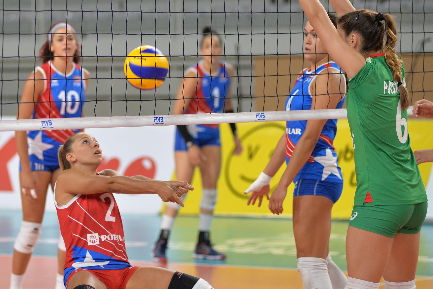 Con Helena Vidal, Las Panteras cortaron la racha negativa ante Croacia