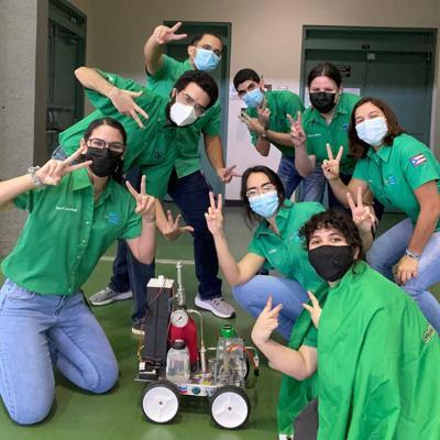 Brillan los futuros ingenieros del País