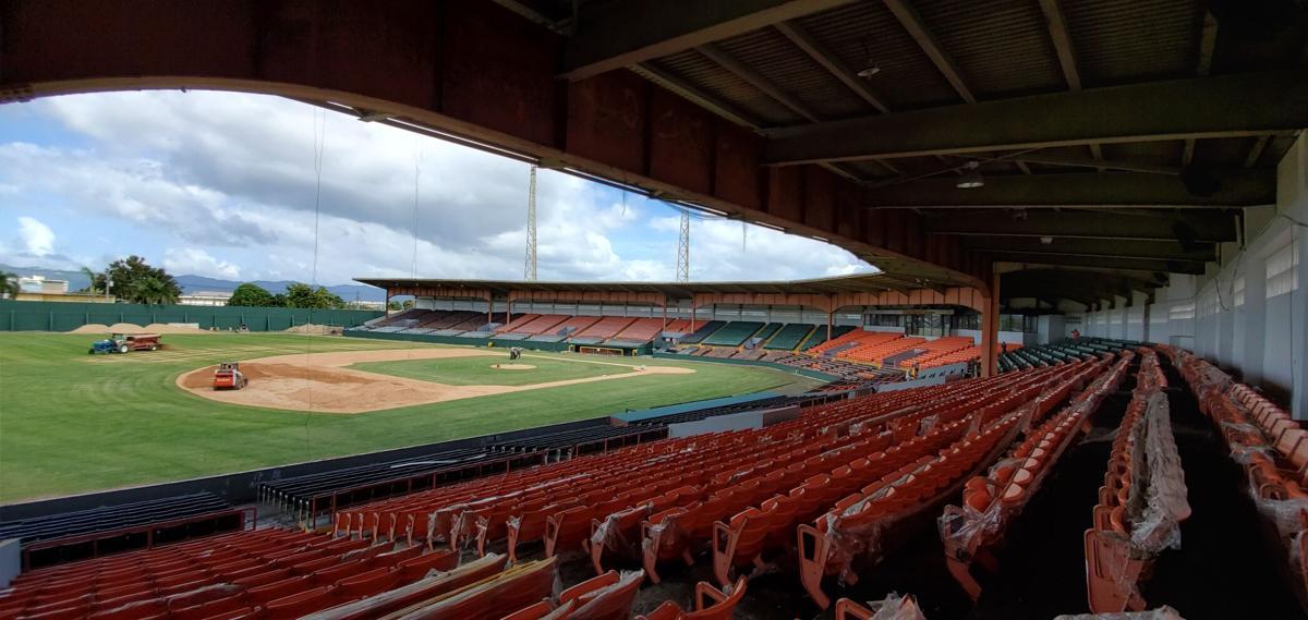 Estadio Yldefonso Solá Morales