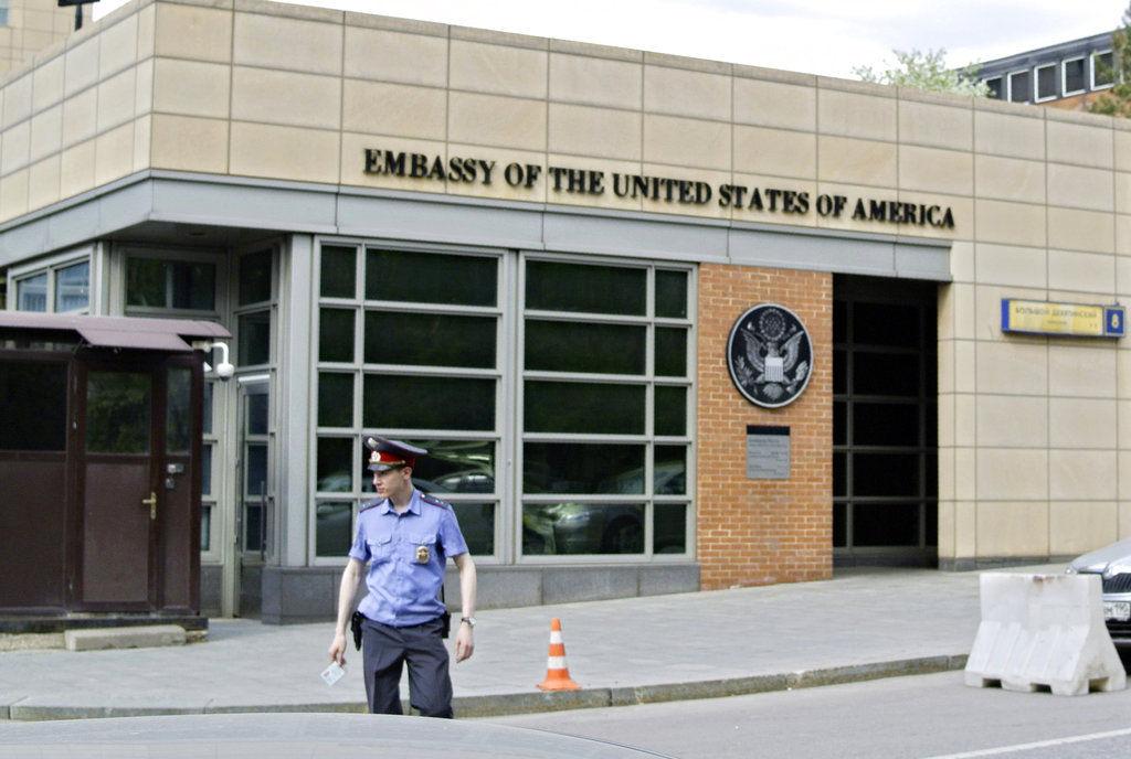 Washington suspende temporalmente las visas para turistas rusos