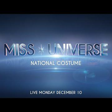 2018 Miss Universe National Costume Show