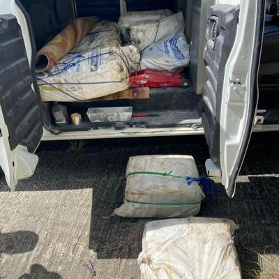 Incautan cocaína valorada en $7.3 millones en Aguadilla