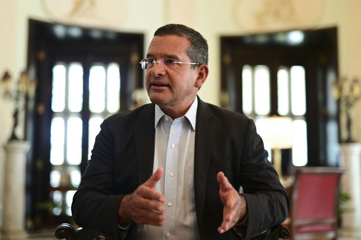 Gobernador Pierluisi
