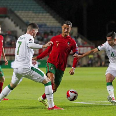Portugal Ireland WCup 2022 Soccer
