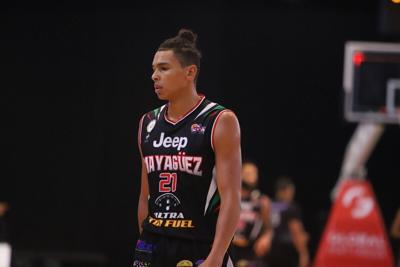 Justin Reyes regresa a la cancha
