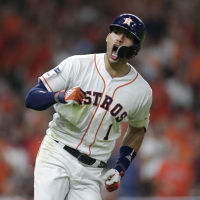 Confiados Correa y los Astros para abrir la Serie Mundial ganando