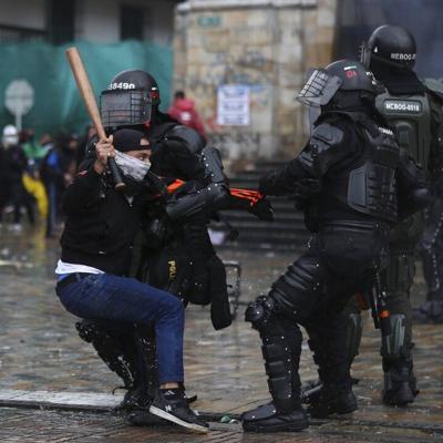 ¿Por qué protestan en Colombia?