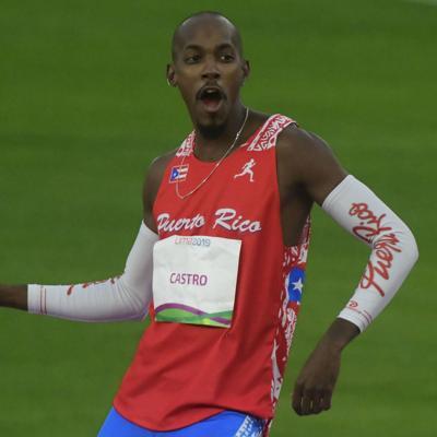 Luis Joel Castro termina quinto en Madrid