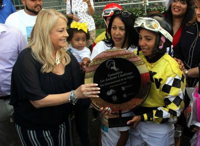 Cindy Soto dominó el Jockette Challenge