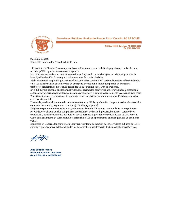 Carta SPU