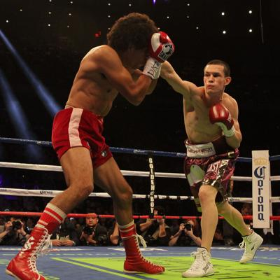 Jayson Vélez peleará el 20 de febrero