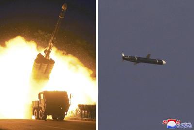 Norcorea dice que probó misiles crucero de largo alcance