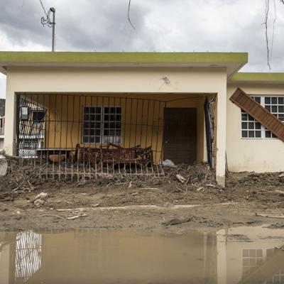 Refugiados de María regresaron a Puerto Rico
