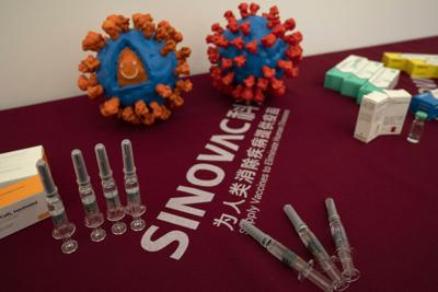 Vacunas chinas coronavirus