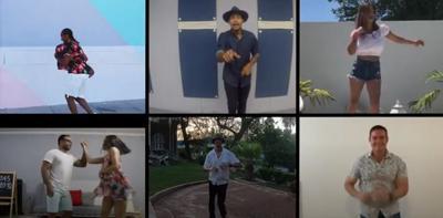 """Bailarines de alrededor del mundo """"se unen"""" al ritmo de Manolito Rodríguez"""