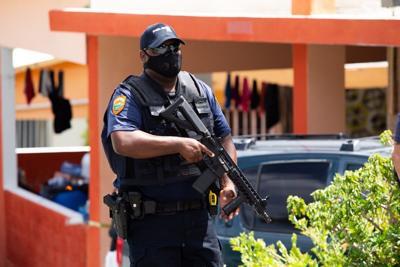 Continúa intensa búsqueda de guardia penal