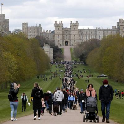 "Muerte de Felipe deja ""gran vacío"" en la vida de Isabel II"