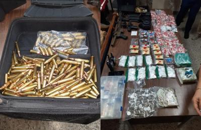 ATF toma la custodia de tres presuntos pistoleros que fueron arrestados en Manatí