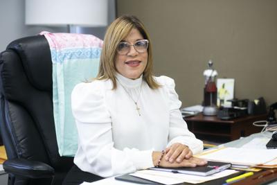 Senadora Rosamar Trujillo arroja positivo a covid-19