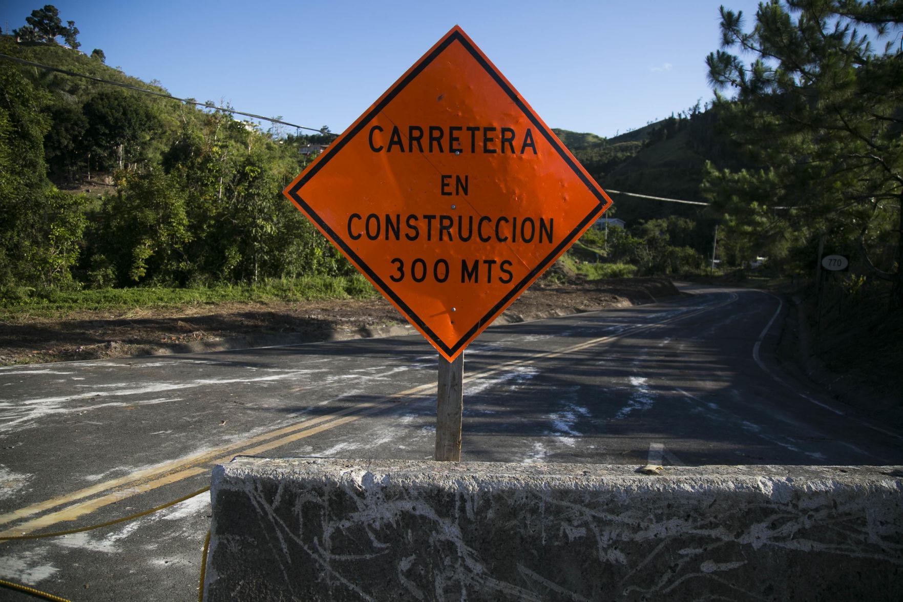Anuncian cierre de carretera de Humacao a Caguas por reparación de puente