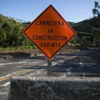 Cierre de carretera en Hormigueros por reparaciones