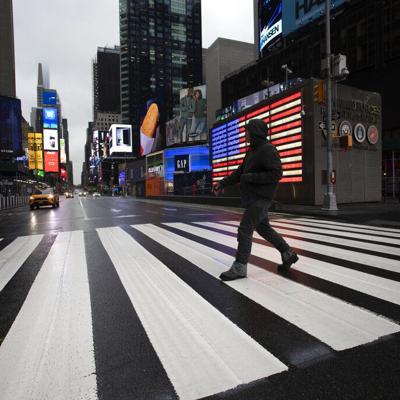 Ciudad de NY contempla iniciar reapertura el 8 de junio