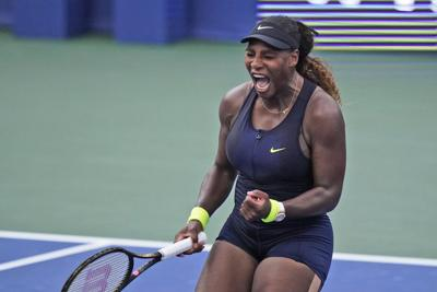Serena Williams se salva de perder en Nueva York