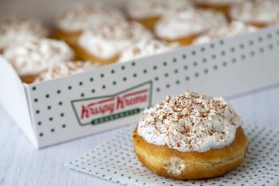 Las donas de Krispy Kreme