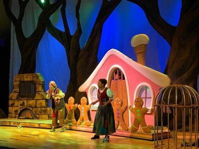 Hänsel y Gretel en el Conservatorio de Música